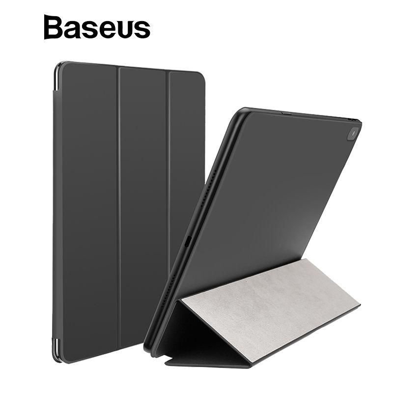 Baseus PU Leder Flip Fall Für Apple iPad Pro 11 ''12,9'' 2018 Abdeckung Magnetische Adsorption Schutzhülle Für iPad Pro 11 ''2018
