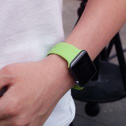 Crested Apple Watch Strap untuk Apple Watch Band 44 Mm 38 Mm IWatch 4 Band 42 Mm 40 Mm Correa Gelang Apple Watch 4 3 2 Aksesoris