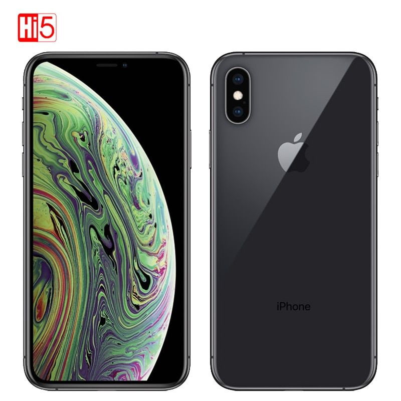 Original Apple iPhone XS 4 gb RAM 64 gb/256 gb ROM 5,8