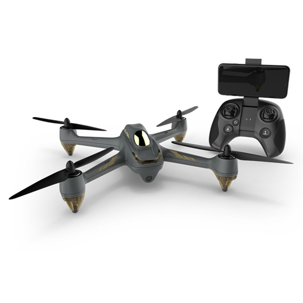 In Stock Hubsan H501M RC Helicopter X4 WIFI FPV Brushless Drone with GPS Waypoints Follow Me Mode RC Quadcopter RTF with Remote