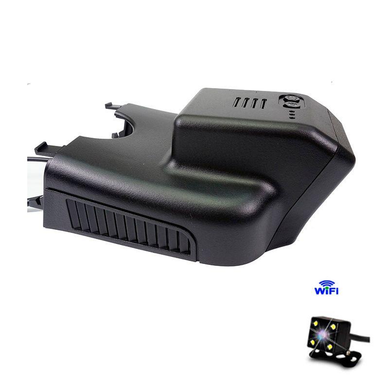 1080P Car Wifi DVR App Control for Mercedes Benz R 2015 R320 ML GL GL450 w164 x164 2006-2012 Mb GL Hidden Installation