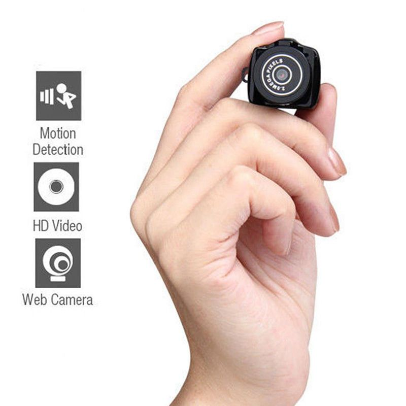 Mini Wireless Camera 720P Video Audio Recorder Webcam Camcorder Small DV DVR Security Secret Nanny Car Sport Micro Cam with Mic