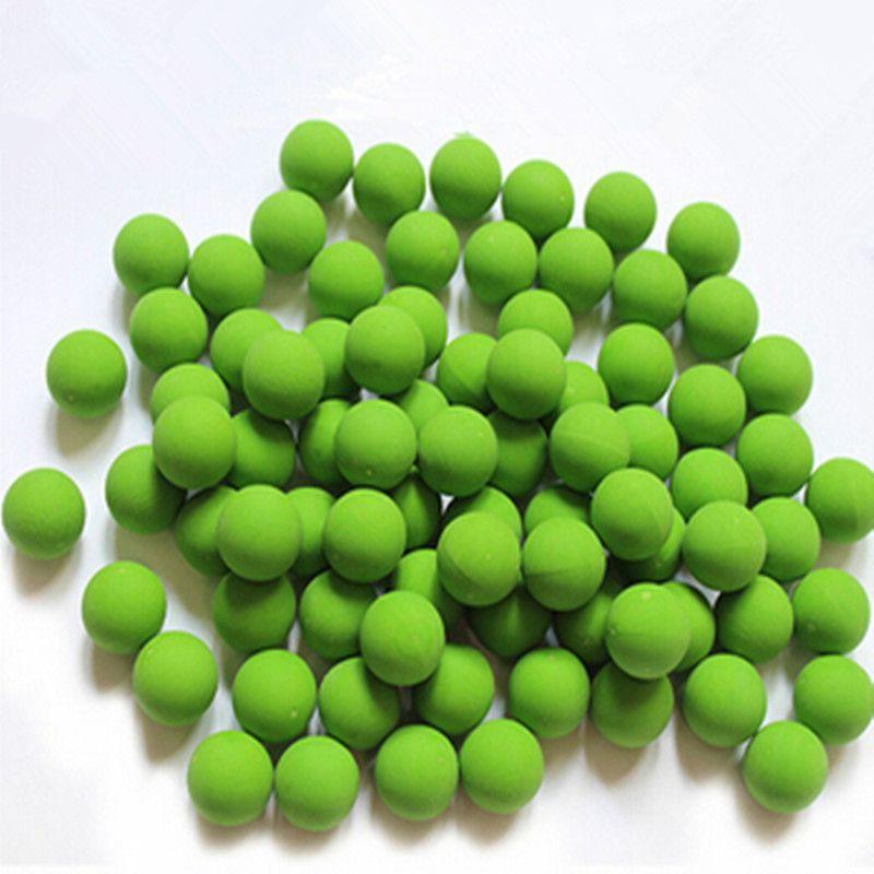 50 шт. Новый. 68 дюйм(ов) кал многоразовые резиновые тренировочные мячи Шарики для пейнтбола Синий Красный Yello Зеленый цвет доступны
