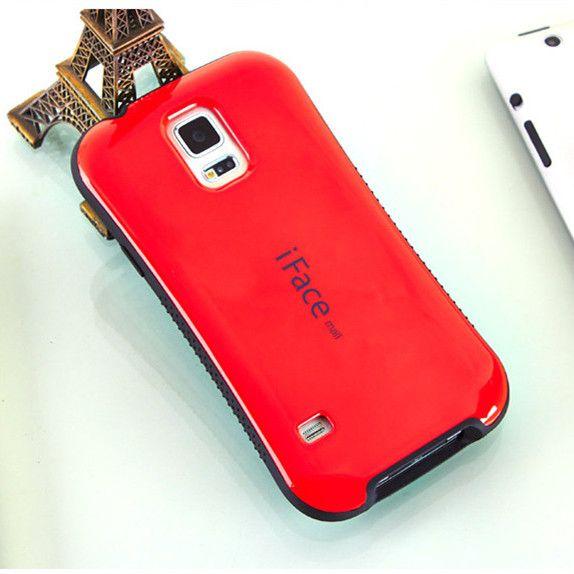 Dropproof cas de Téléphone Pour Samsung Galaxy S5 i9600 Antichoc Couverture Pour Samsung S5 cas Anti-Frapper Shell de couleur de sucrerie