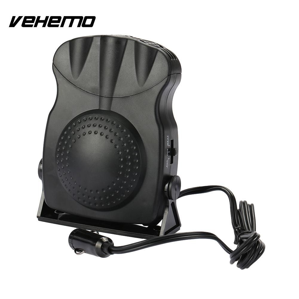Vehemo Defroster 12V Electric Heater Frost Removal Fan New