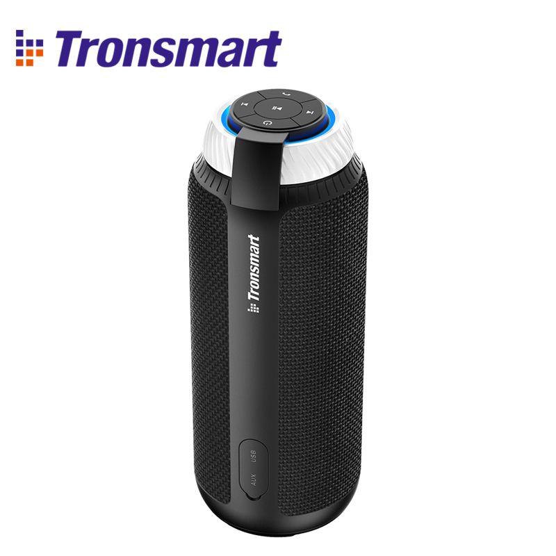 Tronsmart Élément T6 Bluetooth 4.1 Haut-Parleur Portable Sans Fil Soundbar Audio Récepteur Mini Haut-parleurs USB AUX pour La Musique MP3 Lecteur