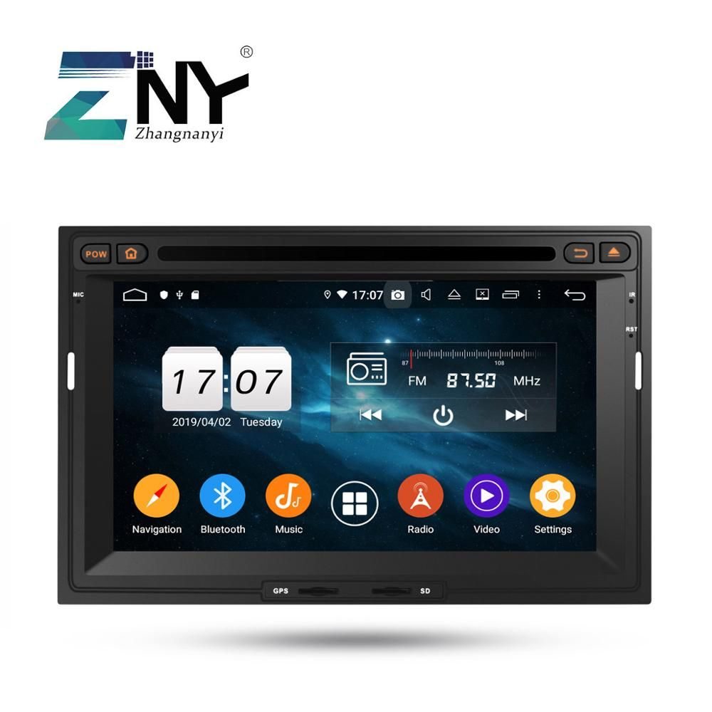7 HD Android 9.0 Auto DVD Für Peugeot 3008 5008 Auto Radio FM RDS WiFi Bluetooth GPS Navigation Video Multimedia player 4 + 32 GB