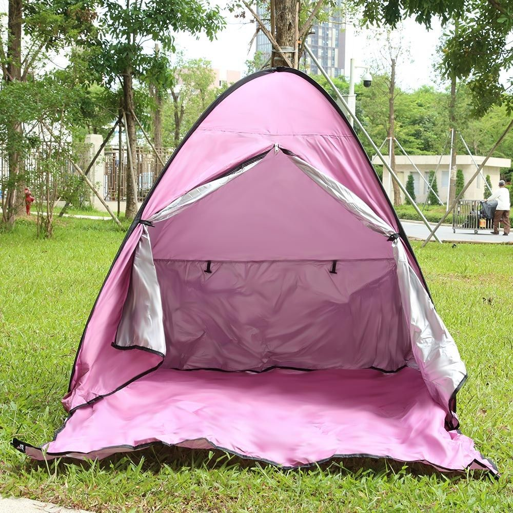 Quick Automatic Opening beach tent sun shelter UV-protective tent shade lightweight pop up open for outdoor camping fishing2017