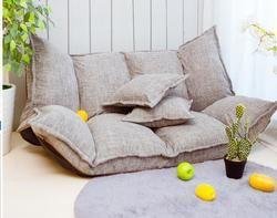 Modern Sofa Lipat Tempat Tidur Lengan Yang Dapat Disesuaikan Berbaring Kembali Perabot Ruang Keluarga Rumah Double Sofa Sofa 2 Seat Hidup Sofa Lounge
