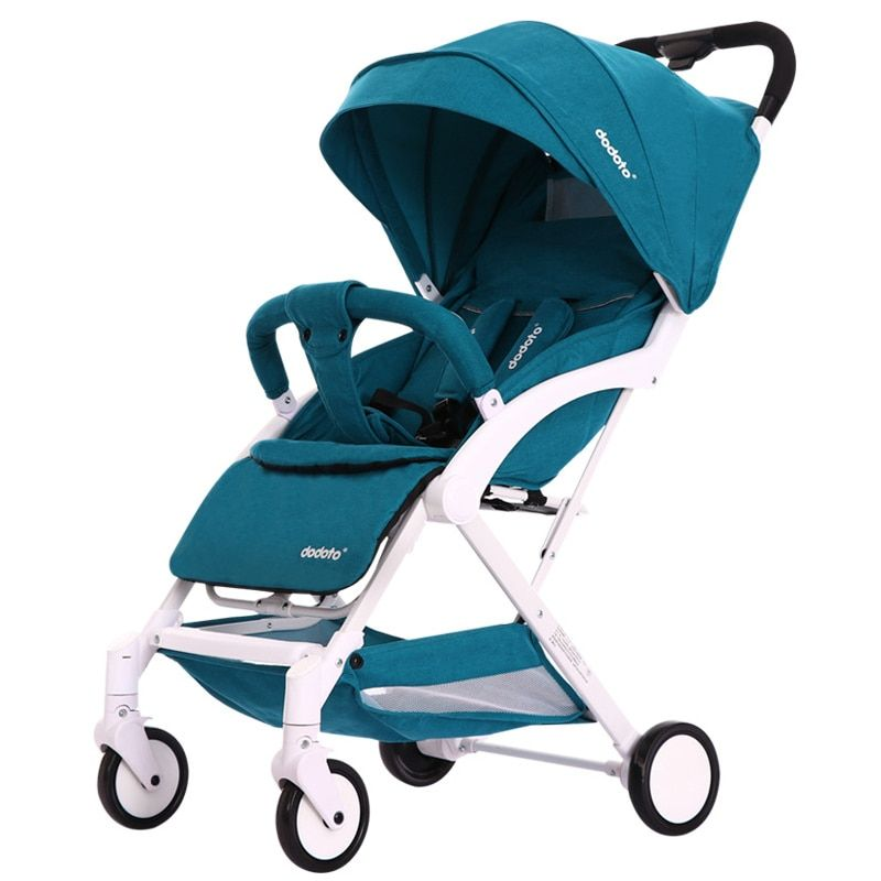 Baby carriage stroller lightweight Portable traveling stroller baby stroller Can be on the plane folding baby pram