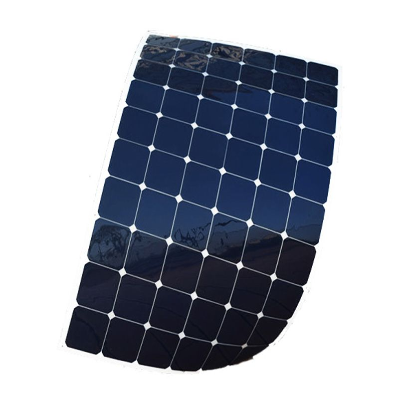 BOGUANG 2pcs 180W flexible solar panel with High efficiency solar cell solar module charging for 12V battery RV/ yacht
