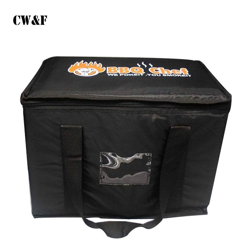 30L extra large capacité refroidisseur sac oxford épais pique-nique sac à lunch bolsa termica