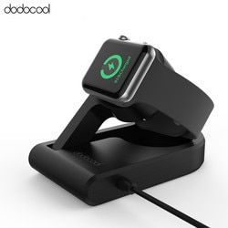 dodocool Certified Foldable Magnetic Charging Dock Holder Stand for 38mm/42mm Apple Watch USB Cable with Adjustable Angle