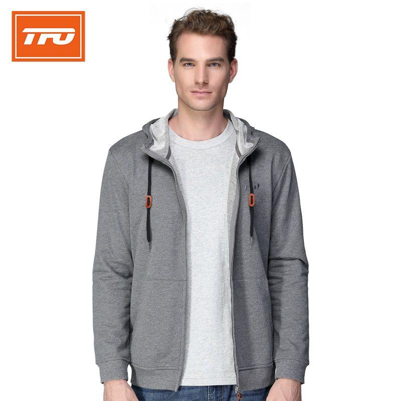 TFO Men  Heated Jacket Women Fleece Softshell Jacket Cotton Windproof Outdoor Tactical Coat Lover Sport Coat 692735 694735