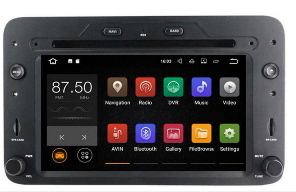 IPS Android 8.1 RAM 2g quad core auto dvd player Für Alfa Romeo 159 Brera 159 Sport wagon GPS auto radio stereo Bluetooth 3g wifi