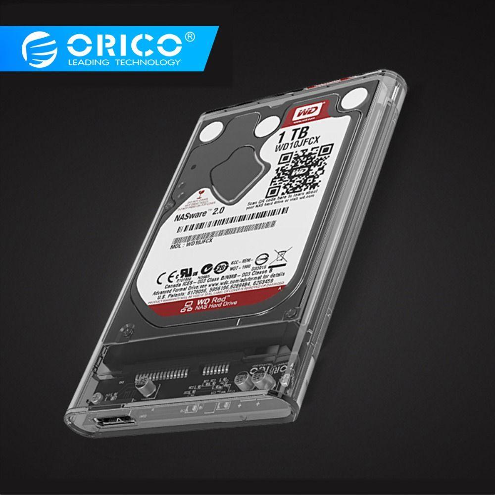 Boîtier de disque dur externe ORICO 2.5