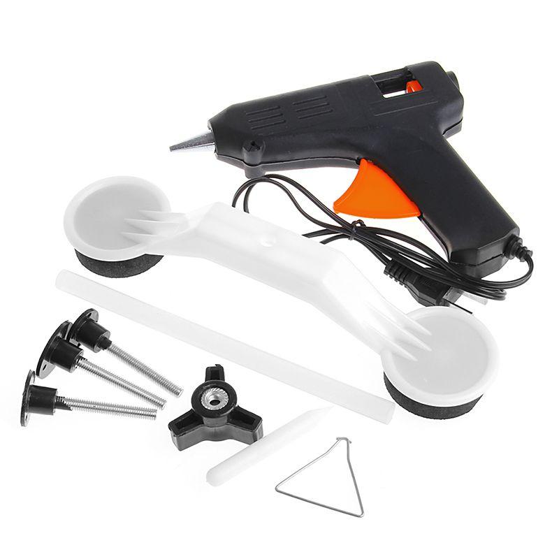 Schaden Karosserie Reparatur Panel Puller Werkzeug Full Kit für Auto Auto Hand Werkzeuge Set mit EU/Us-stecker