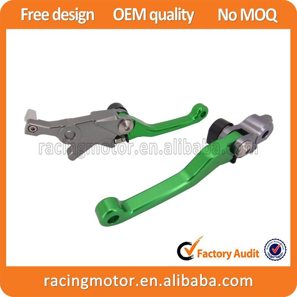 Dirt Bike CNC FLEX Pivot Brake Clutch Levers For Honda CRF450X 2005-2014
