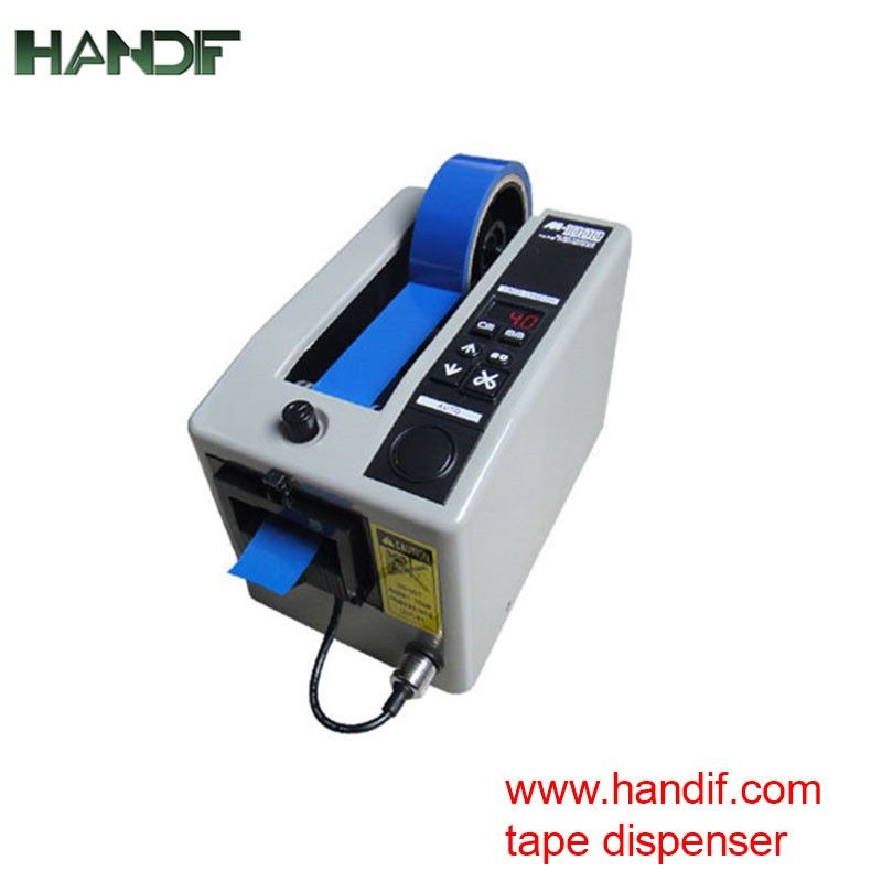 M-1000 automatic tape dispenser for cutting tape