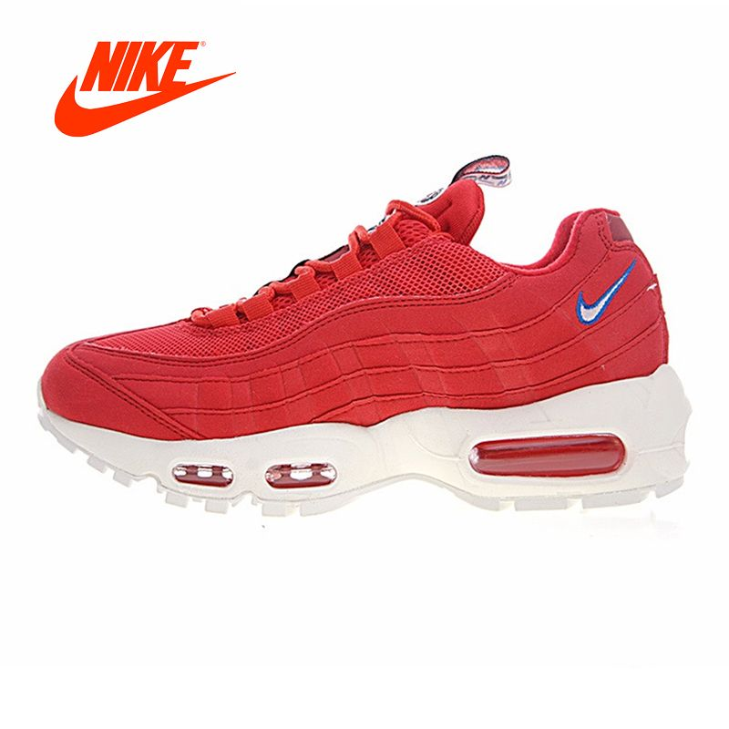 Original New Arrival Authentic Nike Air Max 95 TT Mens Running Shoes Sport Outdoor Sneakers Good Quality Comfortable AJ1844-600