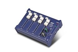 live streaming Mini portable mixer music equipment K2000 with Bluetooth Mixer  Supports 4 mic inputs 2 outputs Mixer
