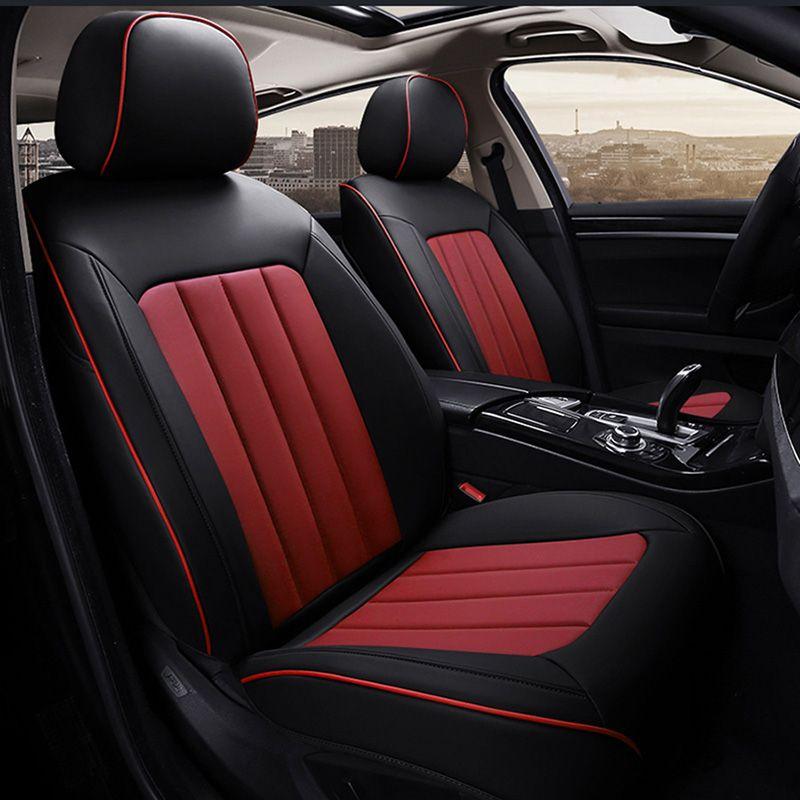 WLMWL Universal Leder Auto sitz abdeckung für Lexus alle modelle nx lx470 gx470 ES IST RX GX GTH LX auto zubehör auto styling