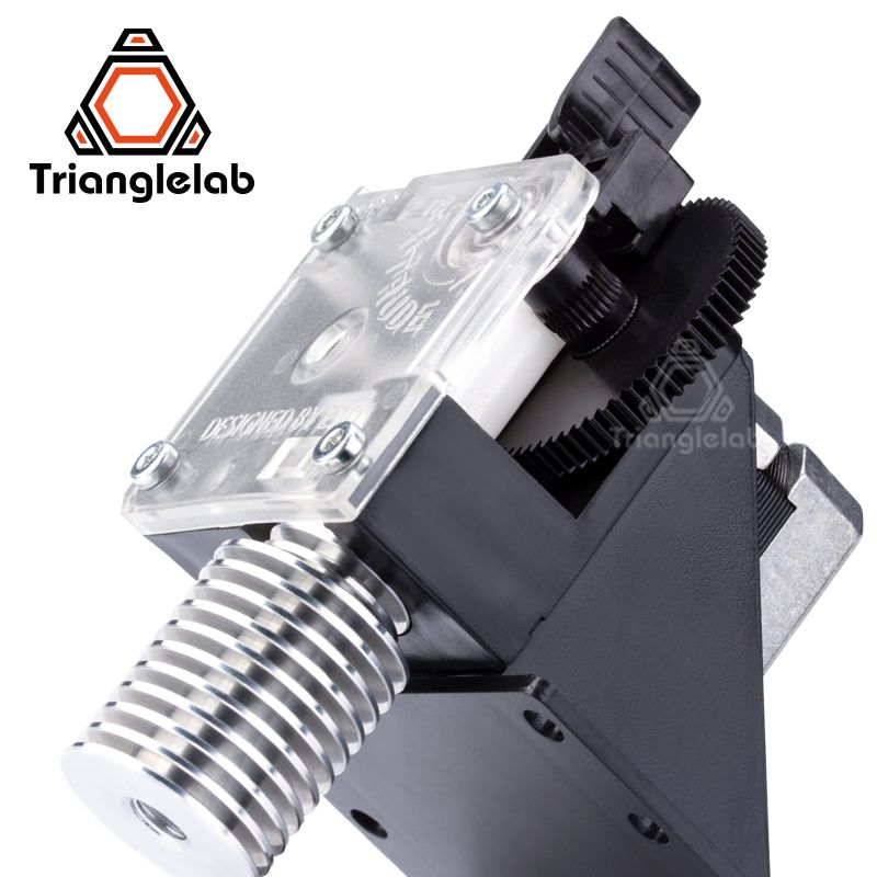 Trianglelab 3D printer titan Extruder for desktop FDM printer <font><b>reprap</b></font> MK8 J-head bowden free shipping MK8 i3 mounting bracket