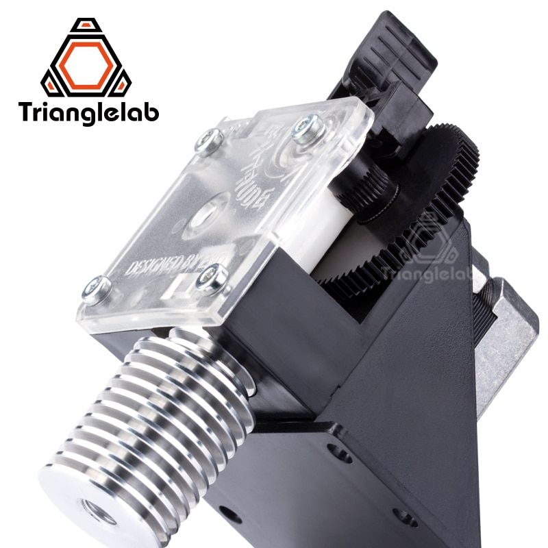 Trianglelab 3D printer titan Extruder for desktop FDM printer reprap MK8 J-head bowden free shipping MK8 i3 <font><b>mounting</b></font> bracket