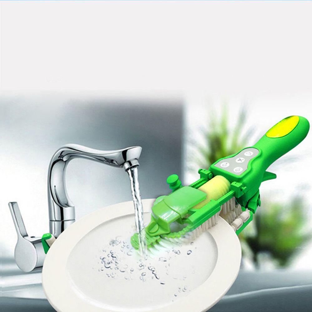 Handheld Automatische Gericht Wäscher Küche Spülmaschine Pinsel IPX5 Wasserdicht Umweltschutz Wasser Saving Spülmaschine