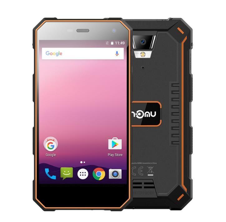 Original Nomu S10 Pro SmartPhone IP68 IP69K Waterproof 5.0