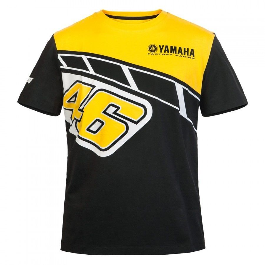 Free shipping 2016 Valentino Rossi VR46 M1 For Yamaha Heritage Edition Moto GP T-shirt Motorcycle Motorbike MOTO racing jersey