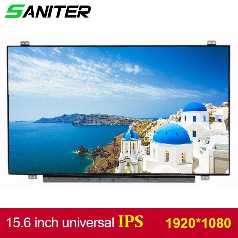 NV156FHM-N42 LP156WF4 SPB1 H1 L1 LP156WF6 SPK1 K3 L1 LTN156HL08 LTN156HL09 Laptop Screen Display 1920*1080 Resolution All-mach