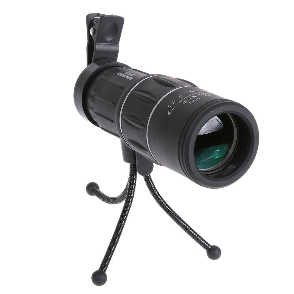 16X52 Monoculaire Étanche Télescope Zoom Jumelles 66 M/8000 M Haute Power16X Monóculo Télescope Monoculares Portée Avec Sling