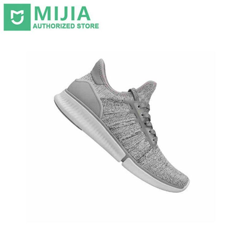 Xiaomi Mijia Smart Light Weight Running With <font><b>Intelligent</b></font> Chip High Quality Professional Fashion Phone APP Remote Data