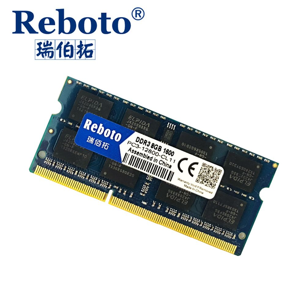 RebotoBrand New Sealed DDR3 2gb 4GB 1066mhz 1333 1600 PC3-12800/8500/10600 Laptop RAM Memory /Lifetime warranty Free Shipping