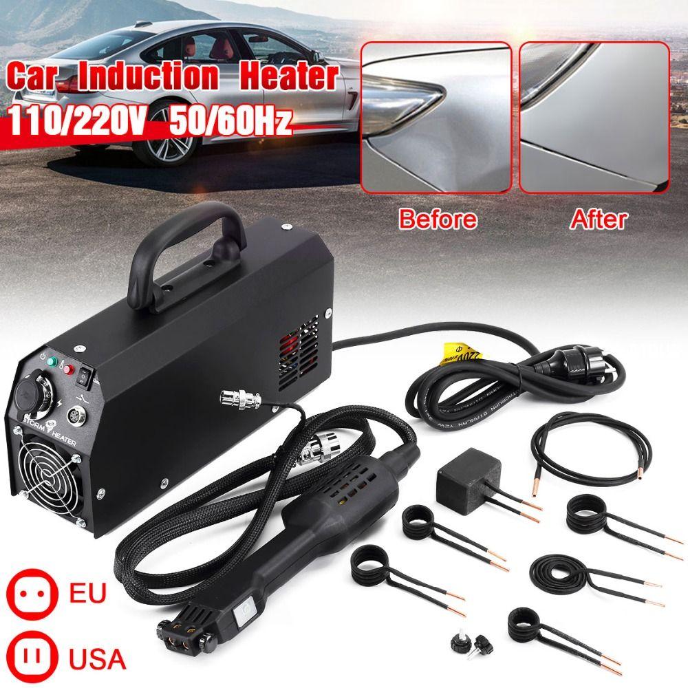 2000 W Auto Entfernung von Dellen Werkzeug Auto Induktion Heizung Reparatur Maschinen Werkzeug Paintless Entfernen Werkzeug für Auto Reparatur Auto körper Reparatur