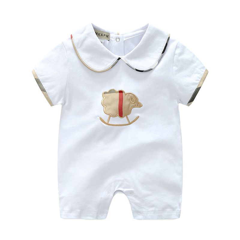 Summer Girl Romper Summer Babies Jumpsuit Newborn Clothing Cotton Cute Fashion Baby Costume One-pieces Infant Clothes