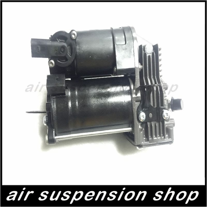 Airmatic Air Compressor Pump for Mercedes Benz GL ML63 AMG W164 Suspension Pneumatic Auto Parts 1643200504 1643201204