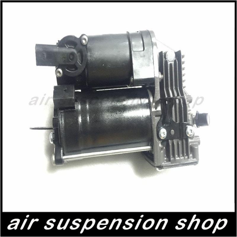 Airmatic Air Compressor Pump for Mercedes Benz GL ML63 AMG W164 Suspension Pneumatic Auto Parts 1643200504 1643201204