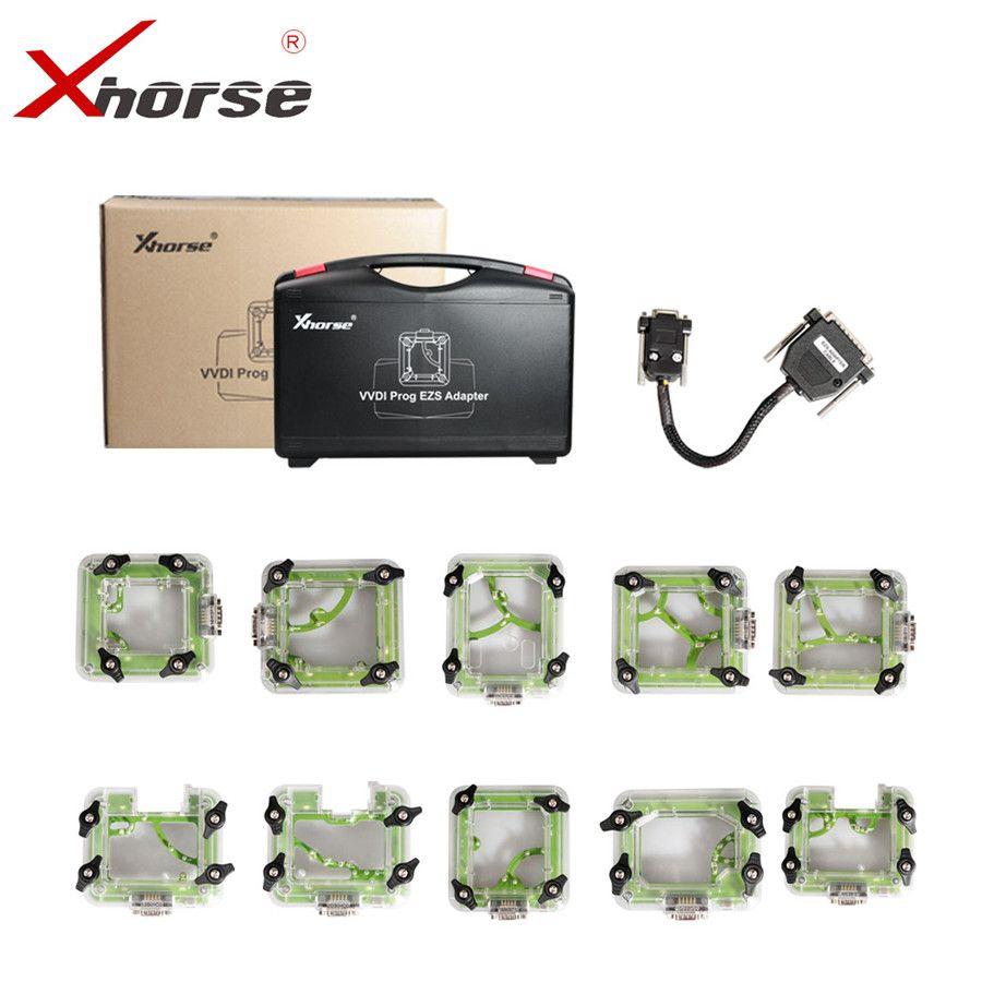 Xhorse For Benz VVDI PROG EZS Adapter EIS Adapters For W164/W169/W203/W209/W211/W215/W220/W230/W639/SPRINTER 10pcs/set