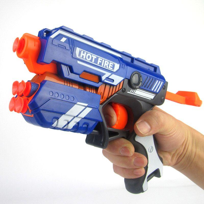Soft Bullet Toy Gun Sniper Rifle Plastic Gun Manual Operated Air Soft Gun Airgun Paintball Gun Outdoor CS Game Toys