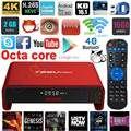 Chycet T95U PRO Android 6.0 Smart TV Box Amlogic S912 Octa core ARM Cortex-A53 2GB/16GB Dual Band WiFi VP9 H.265 4K Media Player