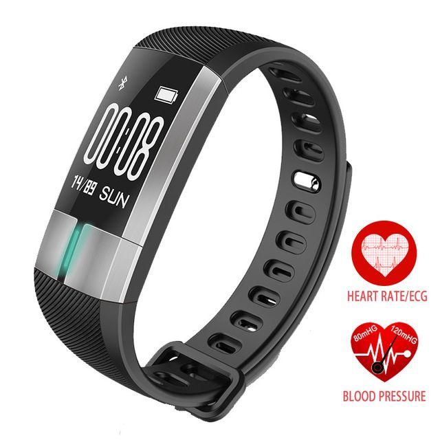Outdoor Sport Smart Watch Healthy Blood Oxygen Blood Pressure Monitoring Fitness Exercise Applicable Men Women Smart Bracelets