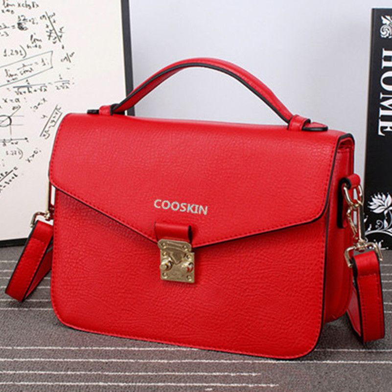 Free Shipping Luxury Women's Handbags Genuine Leather metis Messager bag shoulder bag hot stamp