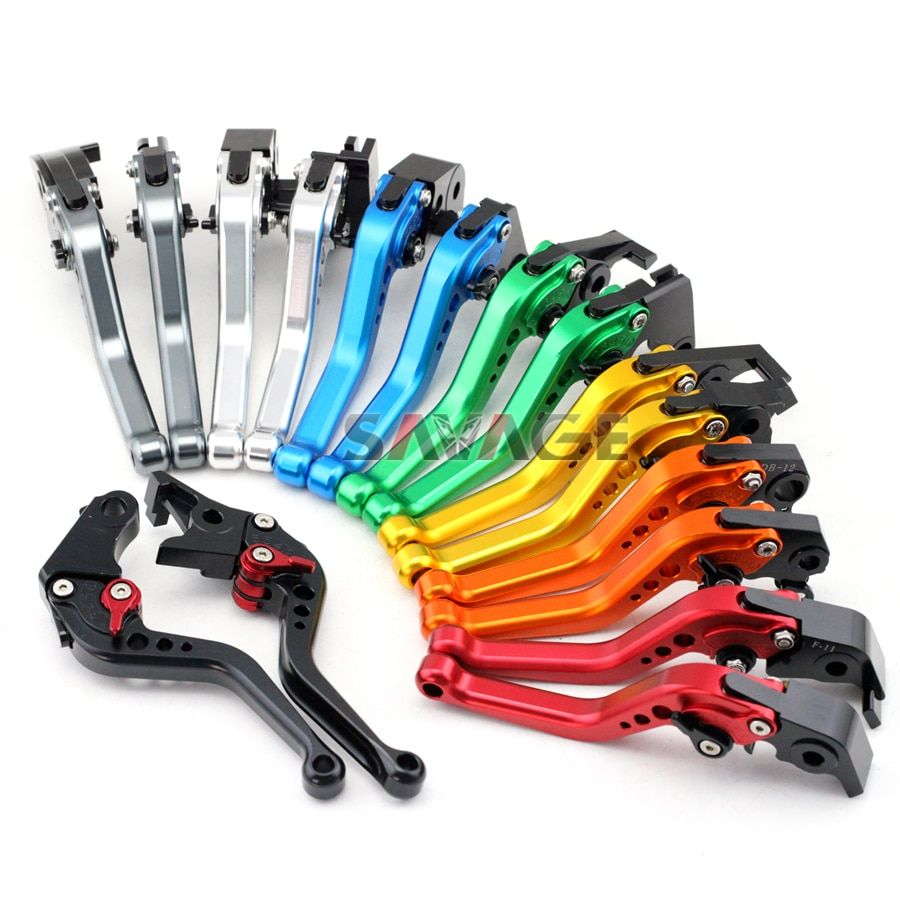 For DUCATI 899/1199/1299/959 Panigale 848/EVO Motorcycle Adjustable CNC Short Brake Clutch Levers 8 Colors