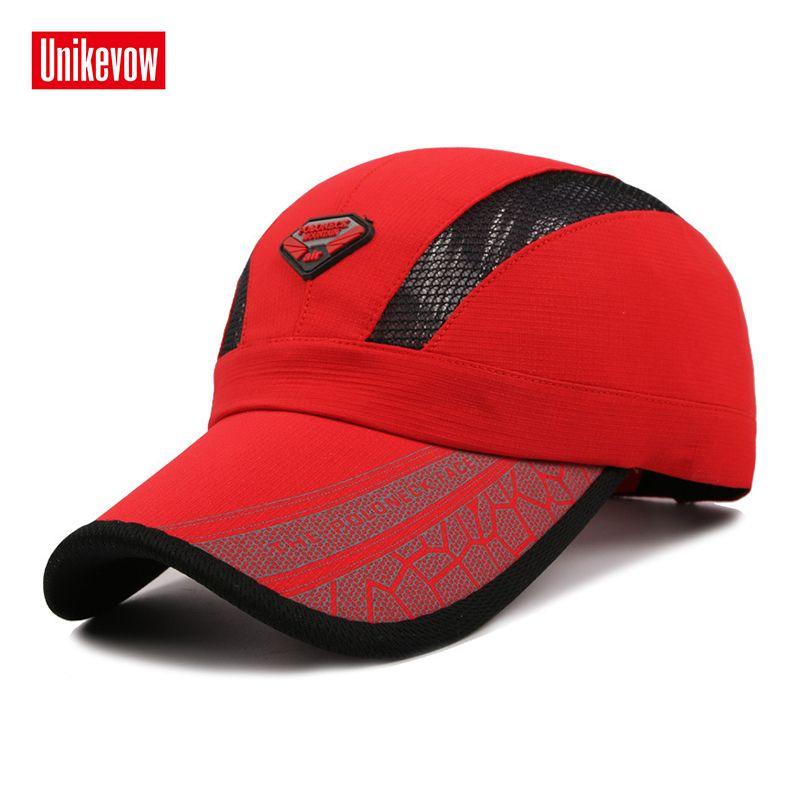Casquettes de baseball d'été à séchage rapide avec chapeau en tissu brillant pour hommes femmes chapeau d'automne décontracté
