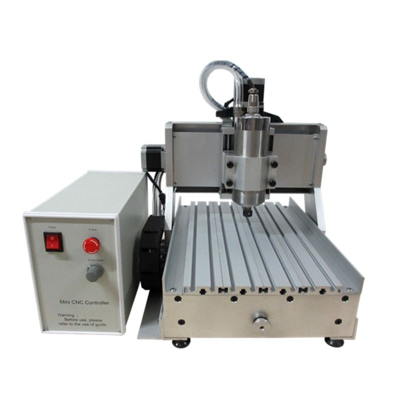 CNC Router Engraver 3020 Z-VFD 1.5KW USB 4axis CNC wood router machine with water tank