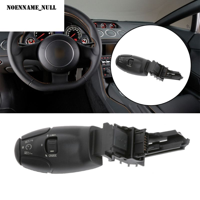 NoEnName_Null 1 Pc Cruise Control Switch For Citroen C3 C5 C8 Peugeot 207 307 308 407 607 3008