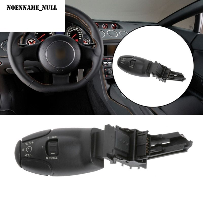 NoEnName_Null 1 Pc Cruise Control Switch For Citroen C3 C5 C8 <font><b>Peugeot</b></font> 207 307 308 407 607 3008