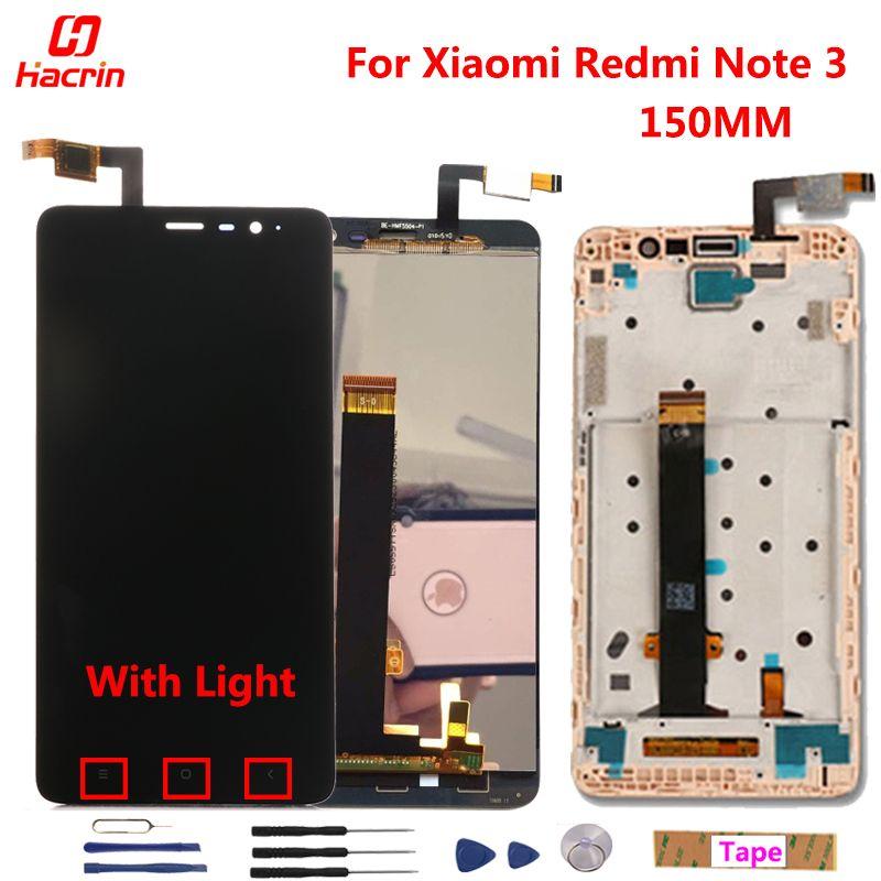 Xiaomi Redmi Note 3 Pro Écran lcd + Écran Tactile 5.5